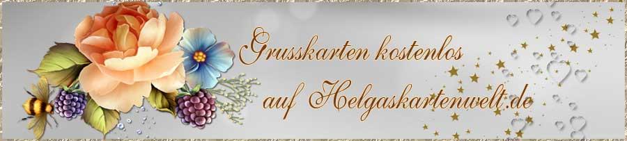 Helgaskartenwelt grusskarten ecards - Geburtstagskarten kostenlos versenden ...